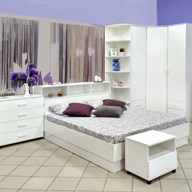 Кровать Париж-1600 с ПМ