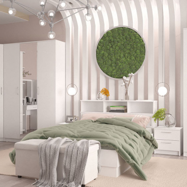 Кровать Париж 1600