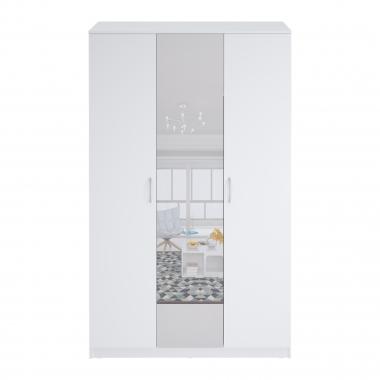 Шкаф гардеробный 1350 с зеркалом Париж