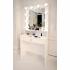 Туалетный стол Париж с подсветкой