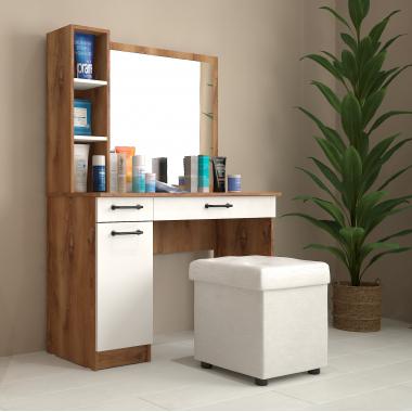 Стол туалетный с зеркалом Сеул