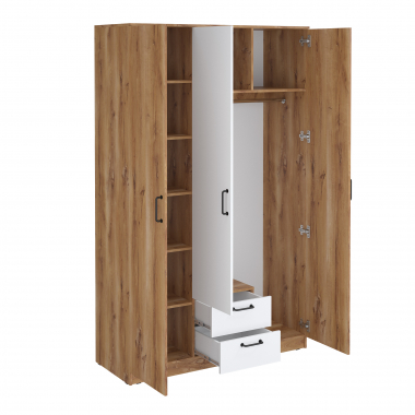 Шкаф гардеробный Сеул 1200
