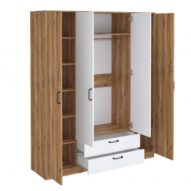 Шкаф гардеробный Сеул-1600