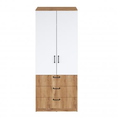 Шкаф гардеробный Сеул 800 3 ящика