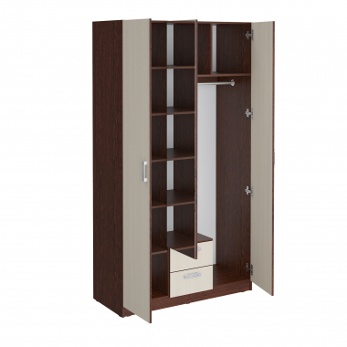 Шкаф гардеробный Уфимка-1200