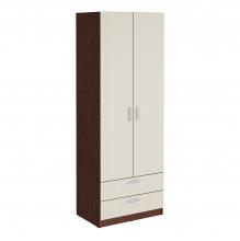Шкаф гардеробный Уфимка 800 2 ящика