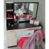 Туалетный стол Уфимка с зеркалом