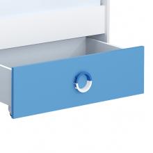 Фасады ящиков для кровати BaBy 800-синий