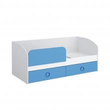Кровать Baby 1800 (синий)
