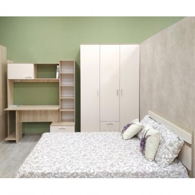 Кровать Салоу-1400 с ПМ