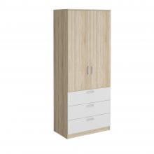 Шкаф гардеробный Салоу 900 3 ящика