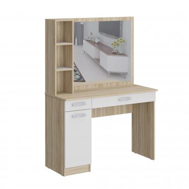 Стол туалетный с зеркалом Салоу